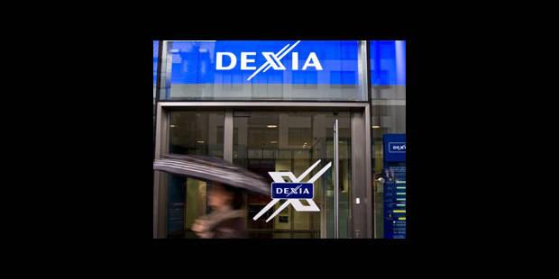 Dexia supprime 445 emplois en Belgique - La DH