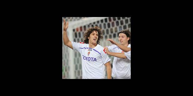 Fiorentina vigilante - La DH