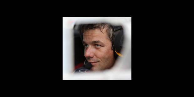 Sébastien Loeb va faire un essai dans une monoplace de GP2 - La DH