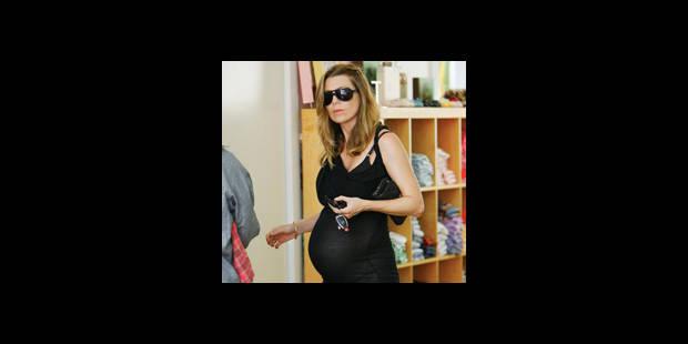 Ellen Pompeo a donné naissance à une petite fille - La DH