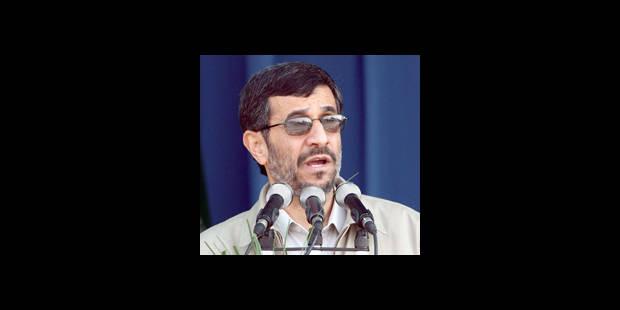 """Aucune puissance n'osera agresser l'Iran"", affirme Ahmadinejad - La DH"