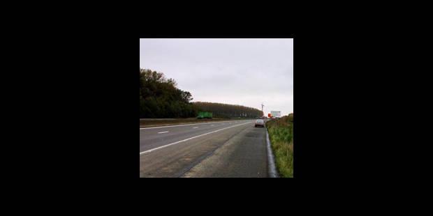 Accidents en cascade sur l'A8 entre Frasnes et Tournai - La DH