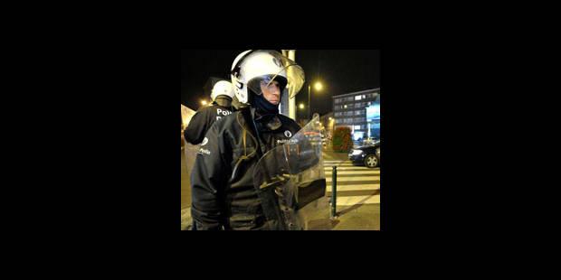 7 perquisitions à Jette et Molenbeek suite à de violentes bagarres - La DH
