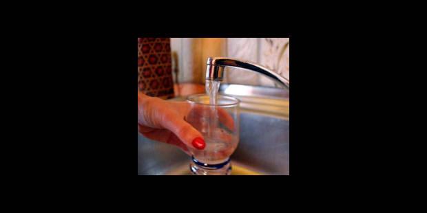 Eau du robinet : bonne mais chère - La DH