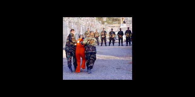 Arrivée prochaine en Belgique d'un ex-détenu de Guantanamo