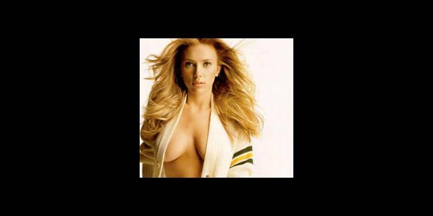 Scarlett Johansson prend le micro - La DH