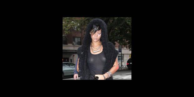 Rihanna joue  la transparence - La DH