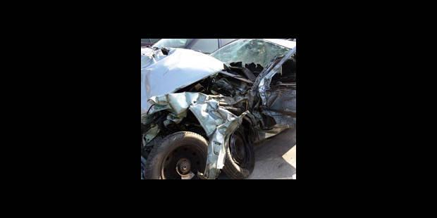 Accidents de la route: le nombre de tués augmente en Wallonie - La DH