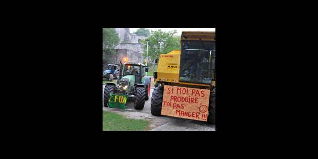 Malmédy: des commerces retirent le lait de leurs rayons - La DH