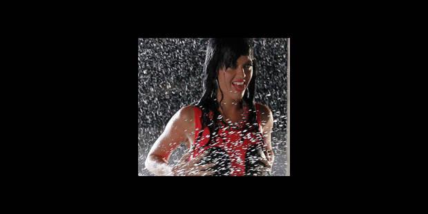 Katy Perry se mouille pour ses potes - La DH