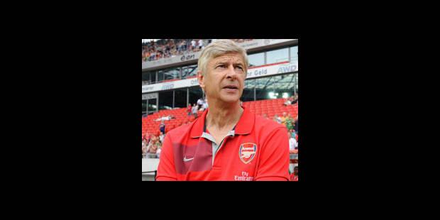 "Wenger : ""J'attends un Standard hermétique"""
