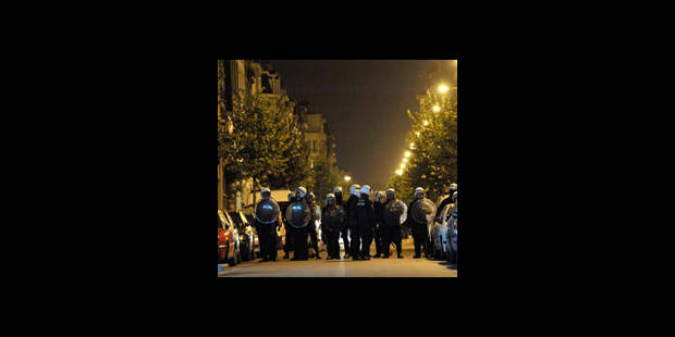 Incidents à Molenbeek : une personne mis à disposition du parquet - La DH