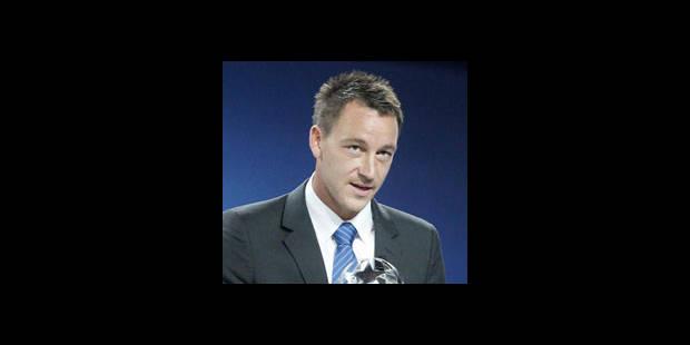 Terry signe un nouveau contrat de 5 ans avec Chelsea - La DH