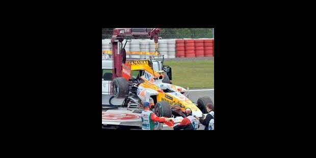 La FIA enquête sur un accident suspect de Piquet au GP de Singapour 2008 - La DH