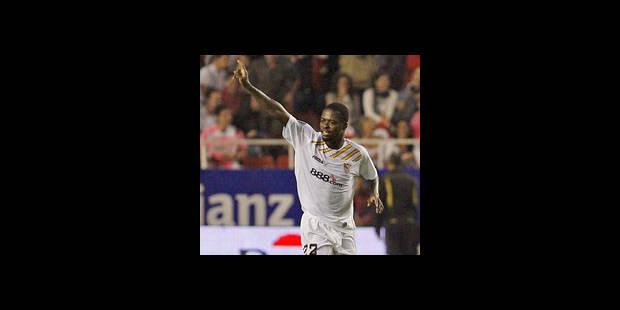FC Seville: Romaric absent 3 à 4 semaines après une entorse - La DH