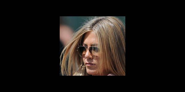 Jennifer Aniston démotivée - La DH