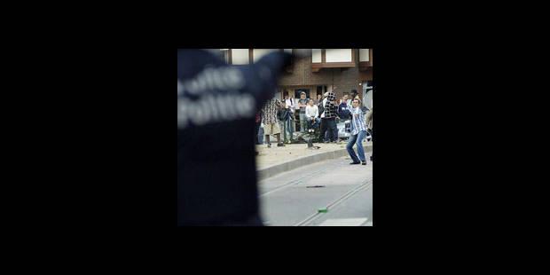 Heurts entre jeunes et policiers à Anderlecht - La DH