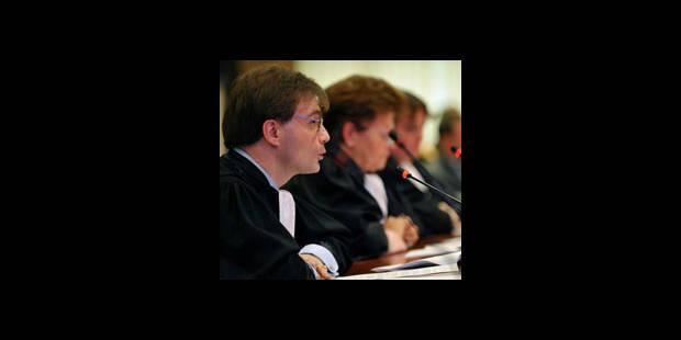 De Tandt: pas de manquement dans procédure disciplinaire - La DH