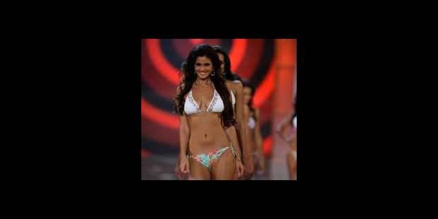 """Miss Belgique: """"C'est un concours très latino"""" - La DH"""