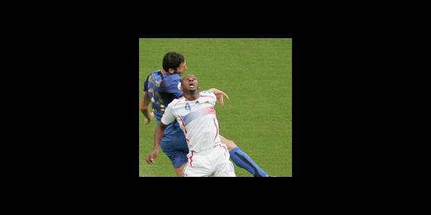Mondial 2010 : la France sans Vieira ! - La DH