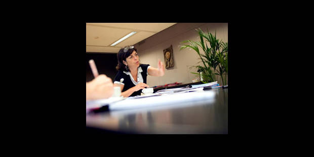 """Joëlle Milquet: """"Ma priorité  des priorités"""" - La DH"""