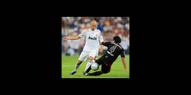 Robben convoité par les deux clubs de Manchester - La DH