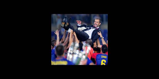 "FC Barcelone: la ""Pep team"", acte II - La DH"