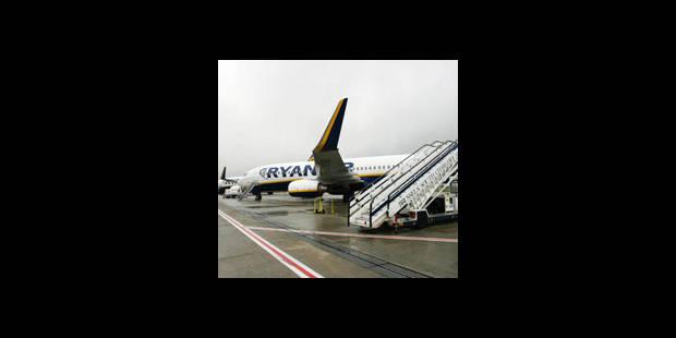 Rush chez Ryanair - La DH