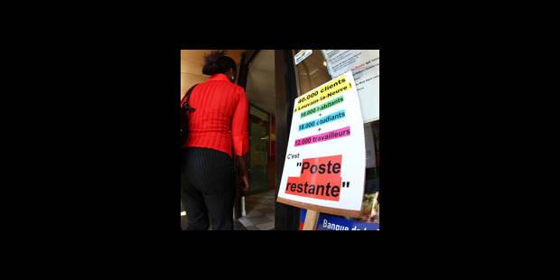 L'occupation de la Poste de Louvain-la-Neuve s'intensifie - La DH