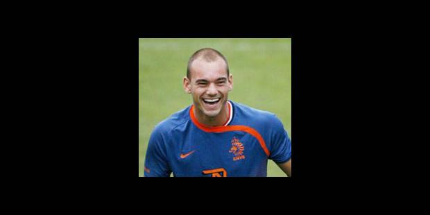 Wesley Sneijder aujourd'hui à l'Inter Milan - La DH