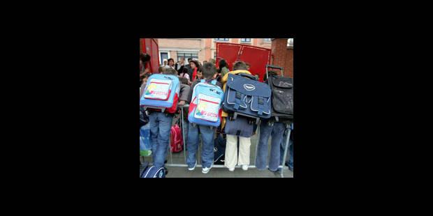 243 élèves toujours sans école - La DH