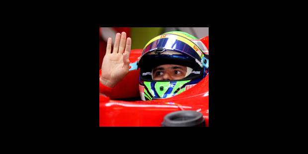 Massa va quitter Budapest dimanche pour le Brésil