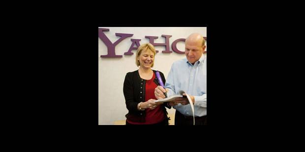 Microsoft enr�le Yahoo! dans son combat contre Google