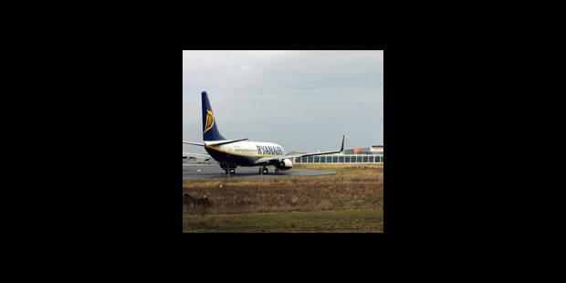 Quatre nouvelles lignes Ryanair au départ de Charleroi - La DH