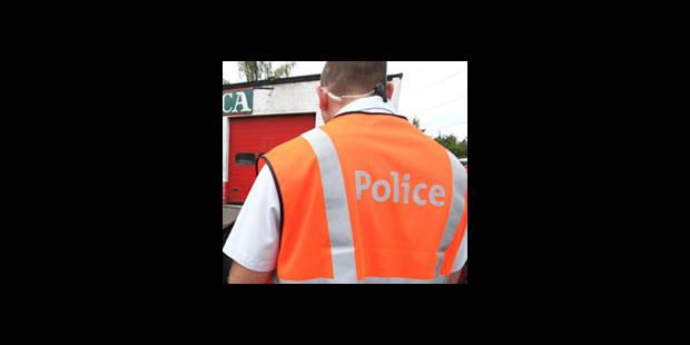 Le policier en caleçon ne sera pas poursuivi - La DH