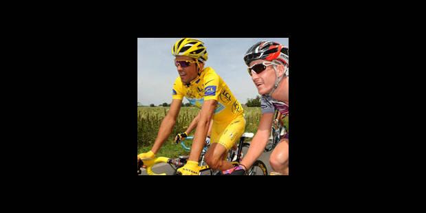 Contador, un géant en devenir - La DH