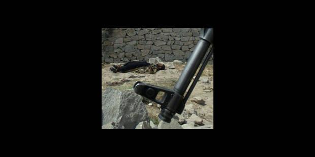 Afghanistan: les Belges impliqués dans 2 incidents armés - La DH