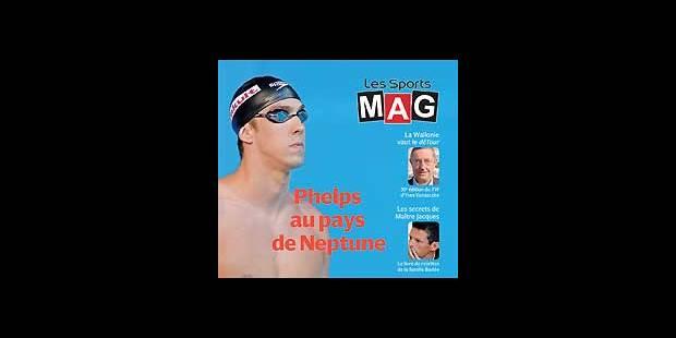Phelps au pays de Neptune - La DH