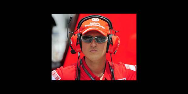 Michael Schumacher revient en F1 ! - La DH