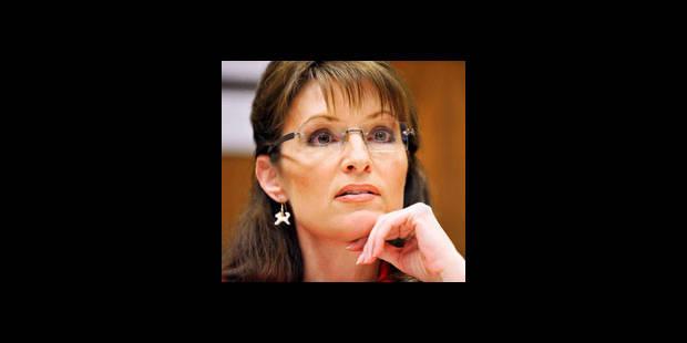 Sarah Palin n'est plus gouverneur de l'Alaska - La DH