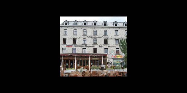 Incendie à l'hôtel l'Esplanade à Durbuy - La DH