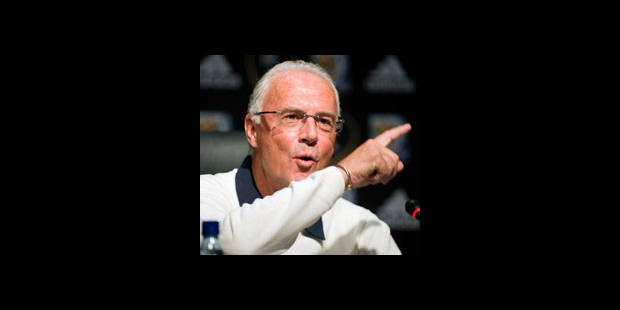 "Beckenbauer : ""Ribéry se fiche du Bayern"" - La DH"