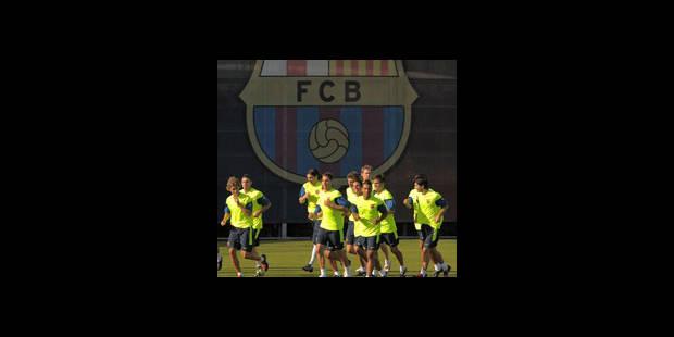 Le FC Barcelone en stage à Londres, dans l'attente d'Ibrahimovic - La DH