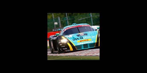 Maserati-Corvette, ultime duel des 24 heures de Francorchamps - La DH