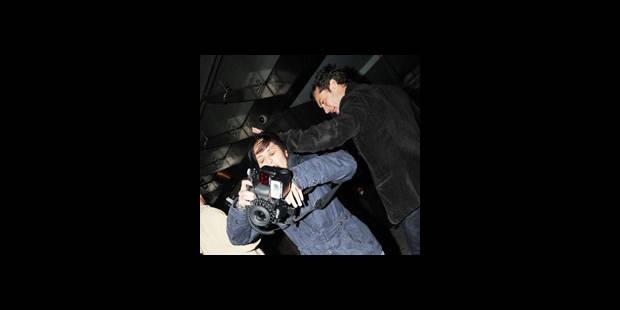 Jude Law agresse une photographe - La DH