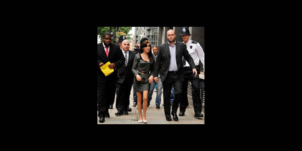 Amy Winehouse jugée pour agression - La DH