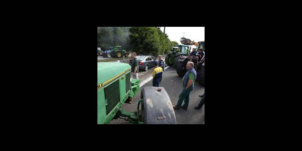 300 à 400 tracteurs attendus mercredi à Bruxelles - La DH