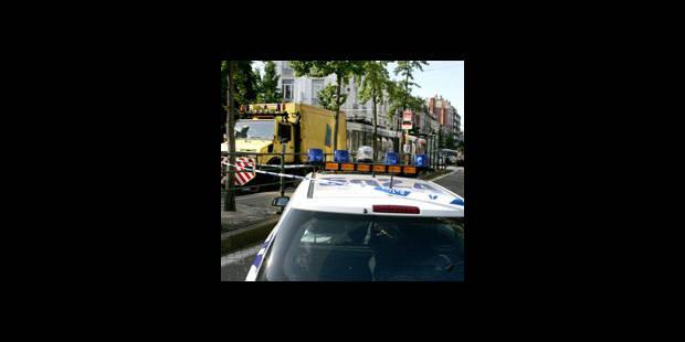 Deux accidents avec le tram - La DH