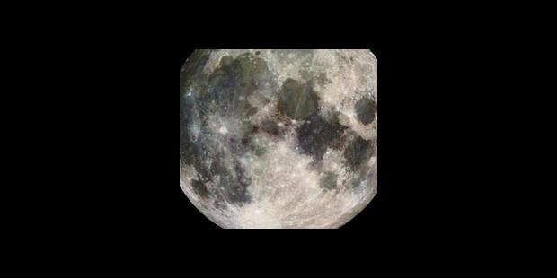 Google Earth envoie les internautes sur la Lune - La DH
