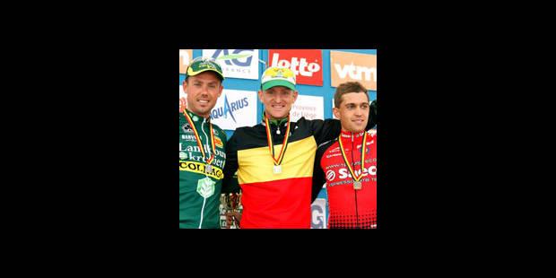 Mountainbike: Paulissen conserve son titre de champion de Belgique - La DH